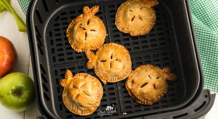 Hand pies in the air fryer