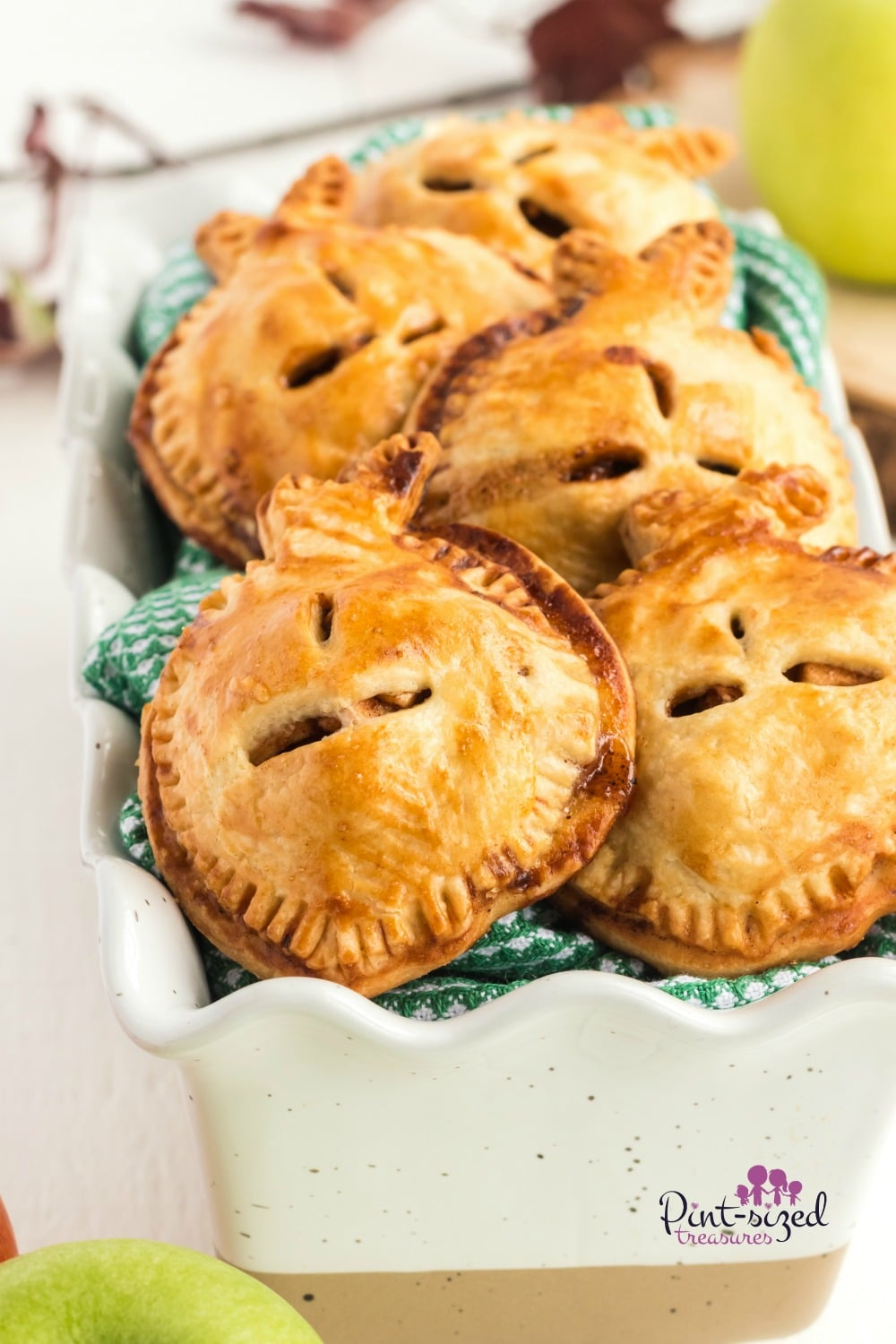 Easy Air Fryer Hand Pies Ready to Serve