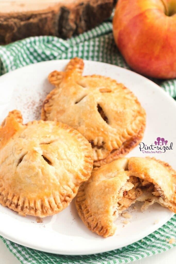 Easy air fryer hand pies