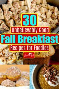 Easy Fall Breakfast Ideas