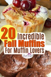 Fall Muffin Recipes for Muffin Lovers