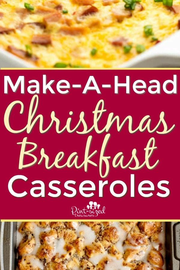 The Best Make-a-head Breakfast Casseroles