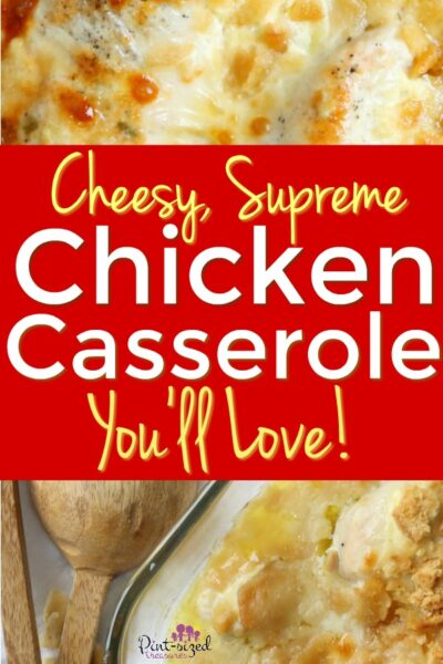Supreme Chicken Casserole