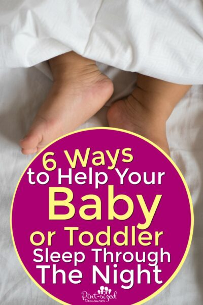 Helps Baby and Toddler Sleep
