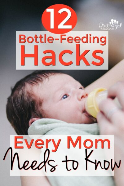 Bottle-feeding hacks parents need to know