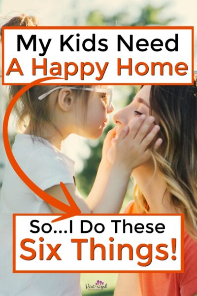 Giving kids a happy home