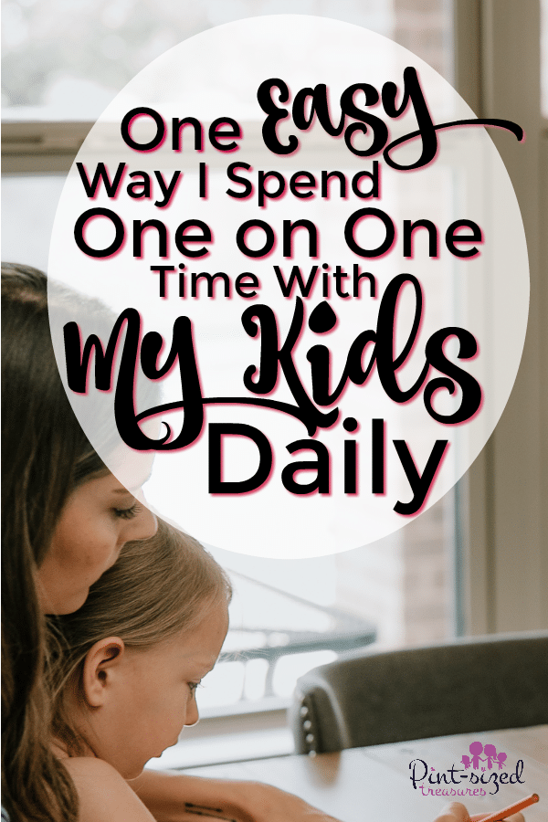 how to spend time with kids