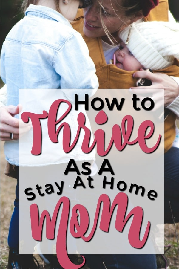 Stay at Home Mom Help: 12 Surprisingly Simple Ways to Thrive