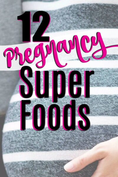 Pregnancy Diet Superfoods