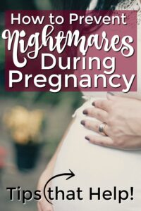 Nightmares in Pregnancy