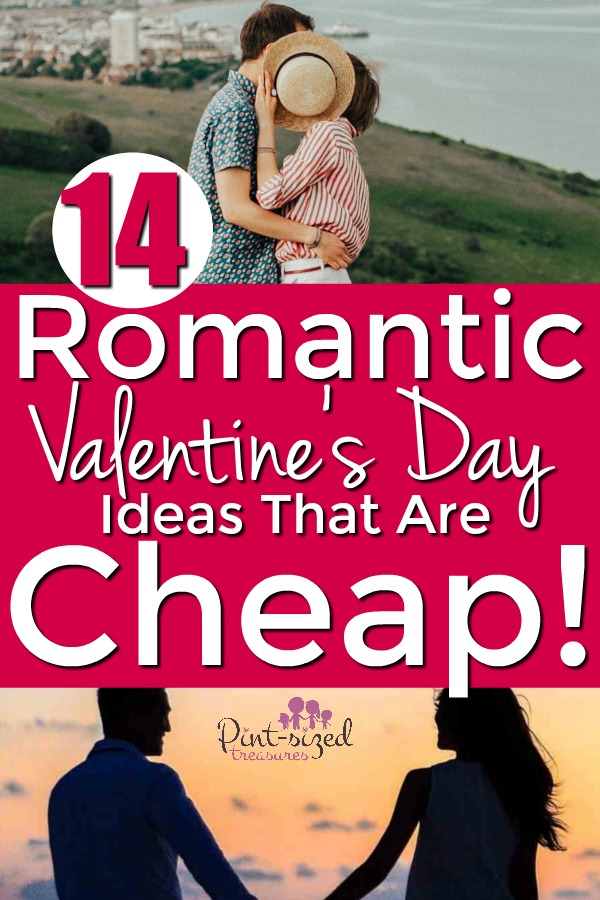 Romantic Valentine's Day ideas that are Cheap