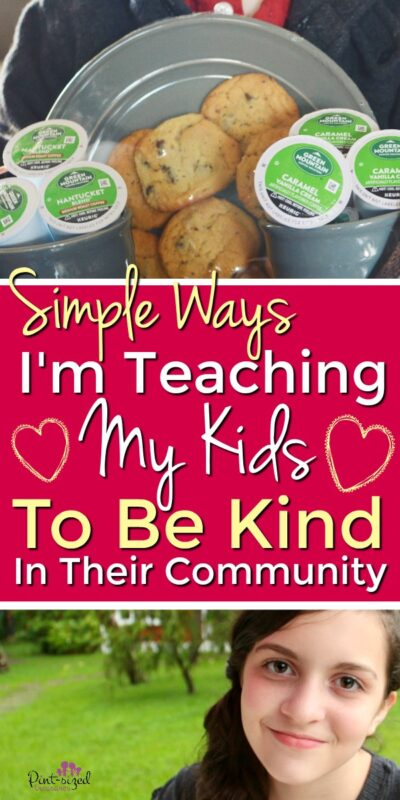 Teaching Kids to be Kind in Community