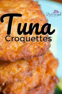 Tuna Croquettes Recipe