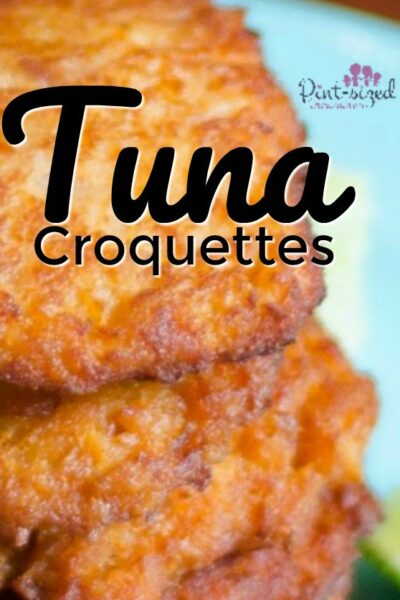 Tuna Croquettes Recipe