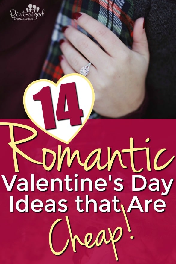 Cheap Valentine's Day Ideas that are Romantic