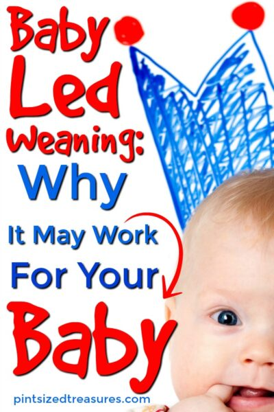 baby-led weaning for babies