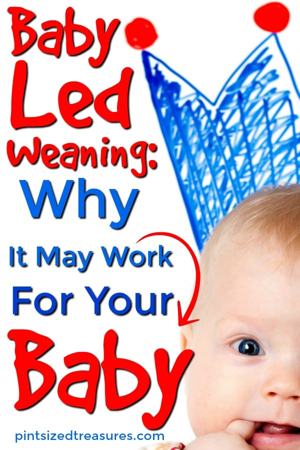 Baby-Led Weaning: Why It Works