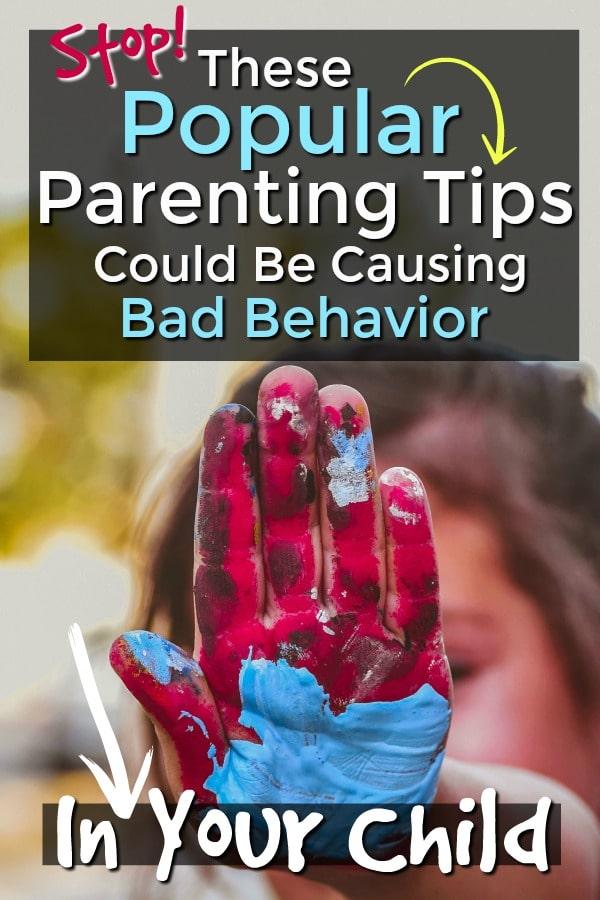 causes of bad behavior in kids