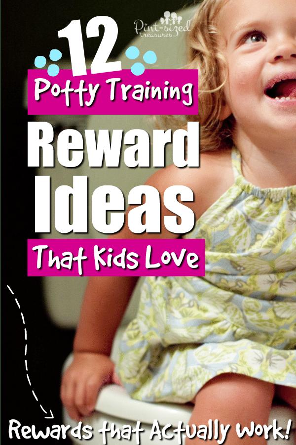 Creative Potty Training Rewards That Kids Love!