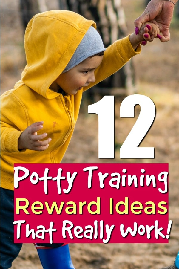 rewards for potty training