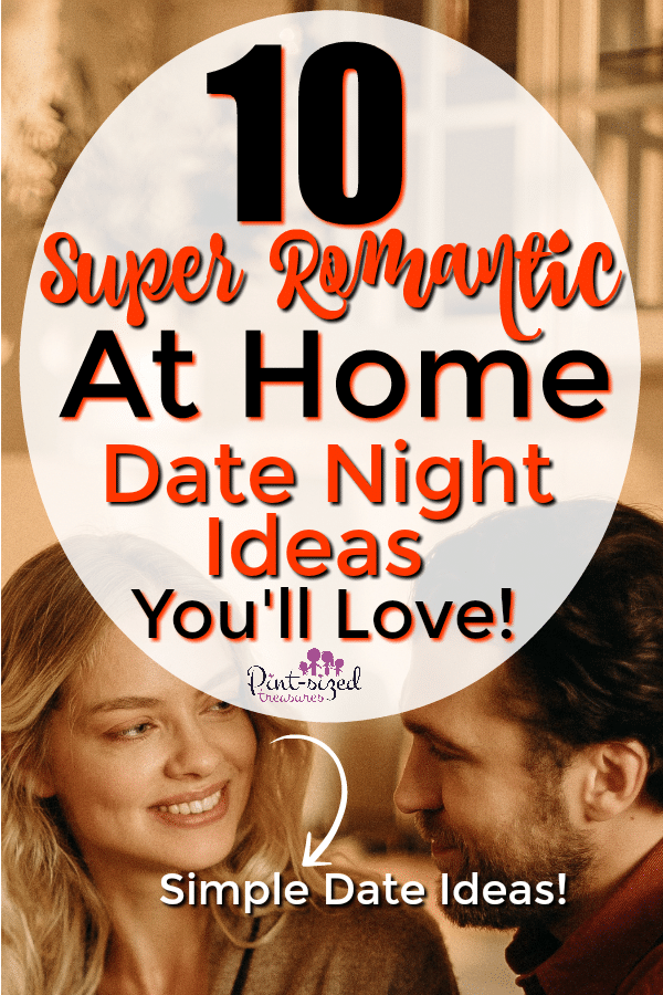 at home date night ideas that are super romantic