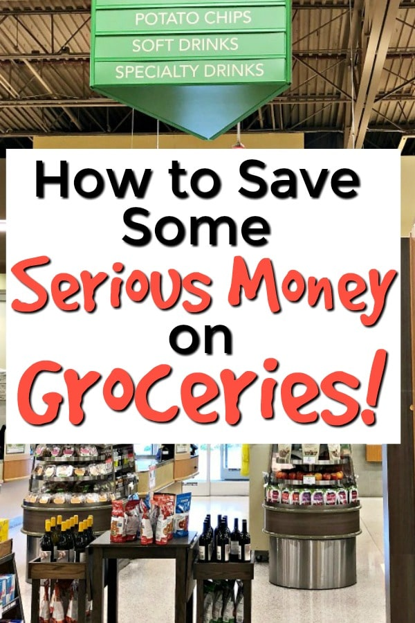 save money on grocery bill