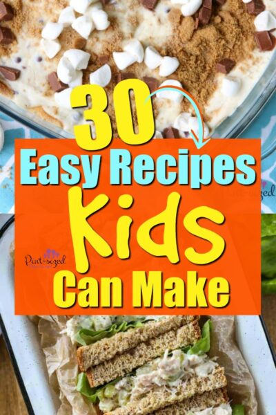 easy recipes that kids can make