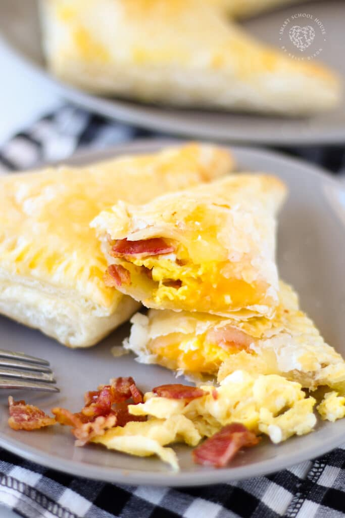 freezer friendly breakfast pocket recipe