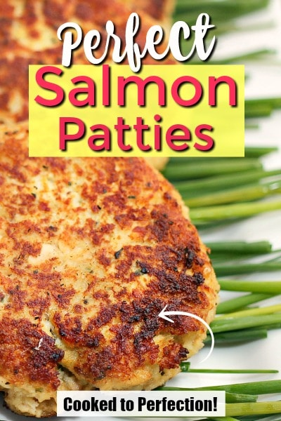 perfect salmon patties recipe
