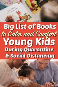 books for young kids to read with parents during quarantine and social distancing