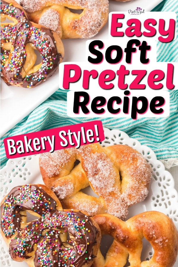 easy soft pretzel recipe