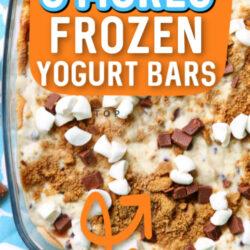 s'mores bars recipe