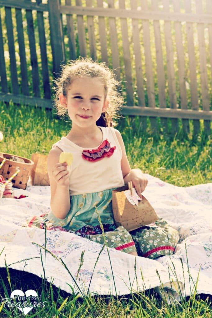 picnic at Dollywood