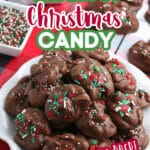 easy crock pot candy recipe for Christmas