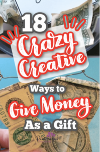 creative ways to give money as a gift
