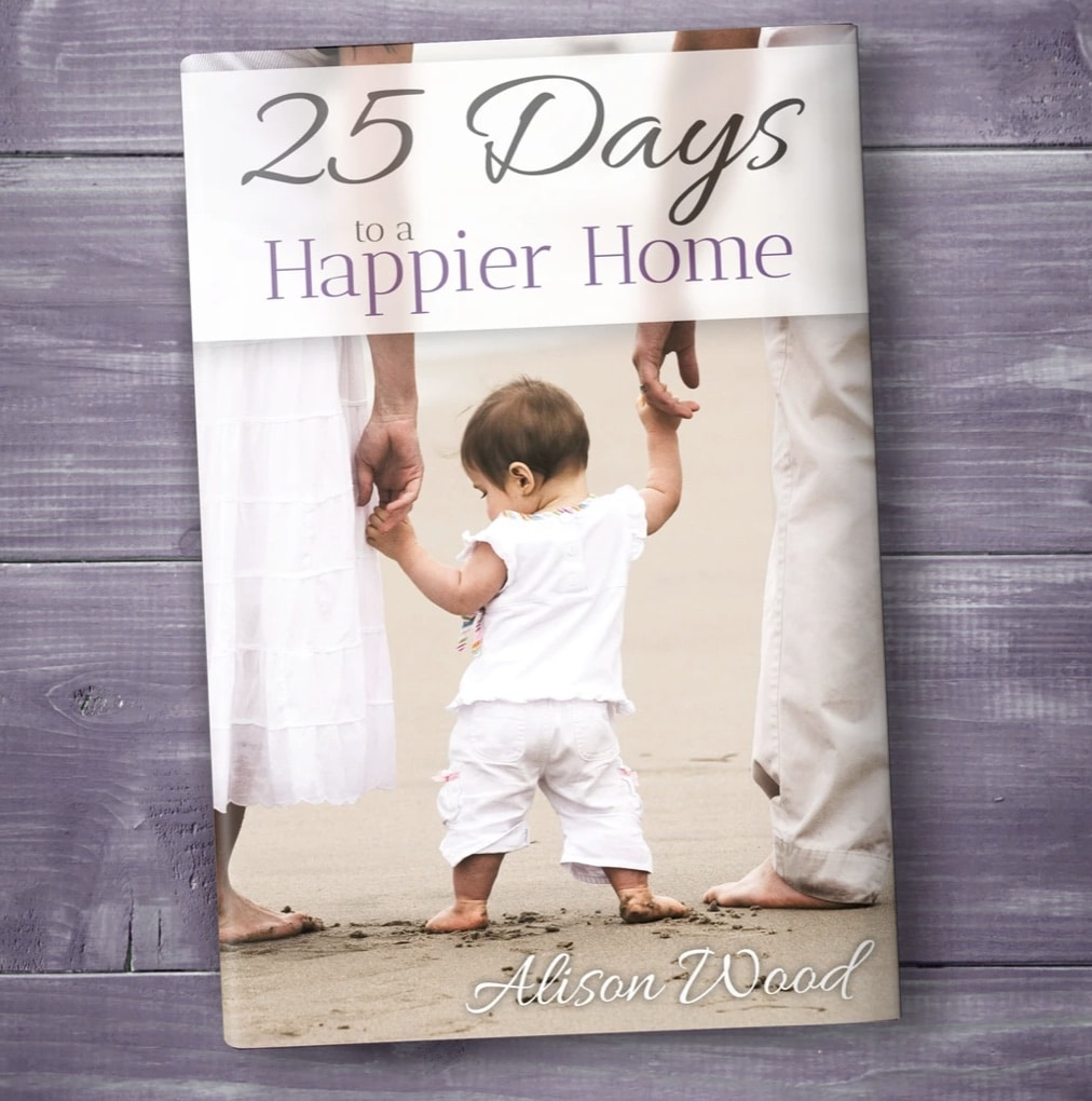 happier homes for moms ebook image