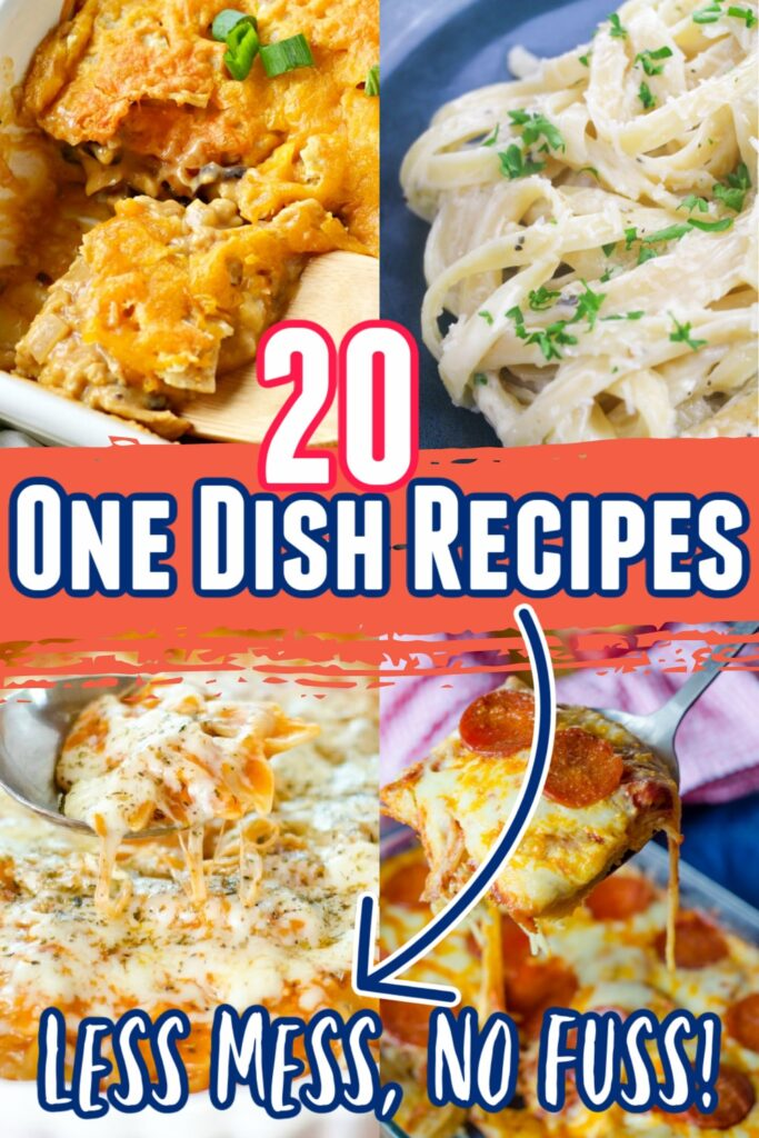 one dish meal ideas