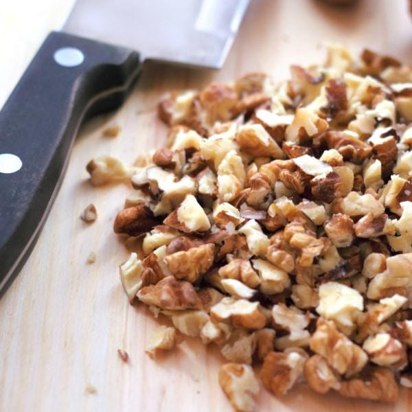 walnuts for chicken salad