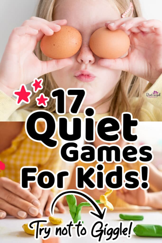 quiet games kids can play
