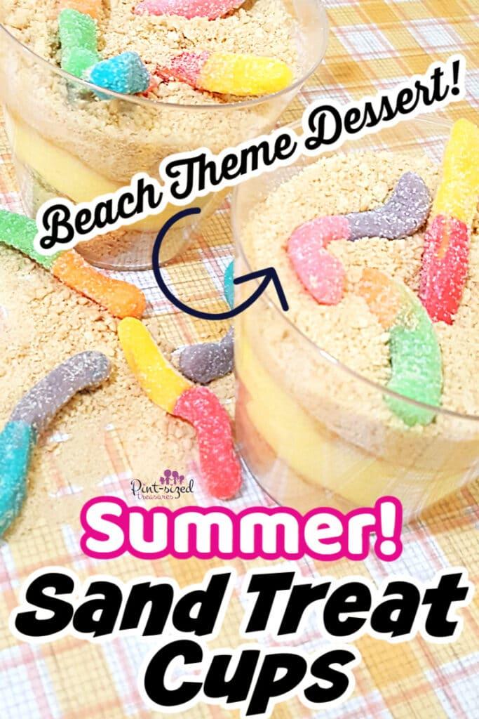 summer sand treat cup recipe