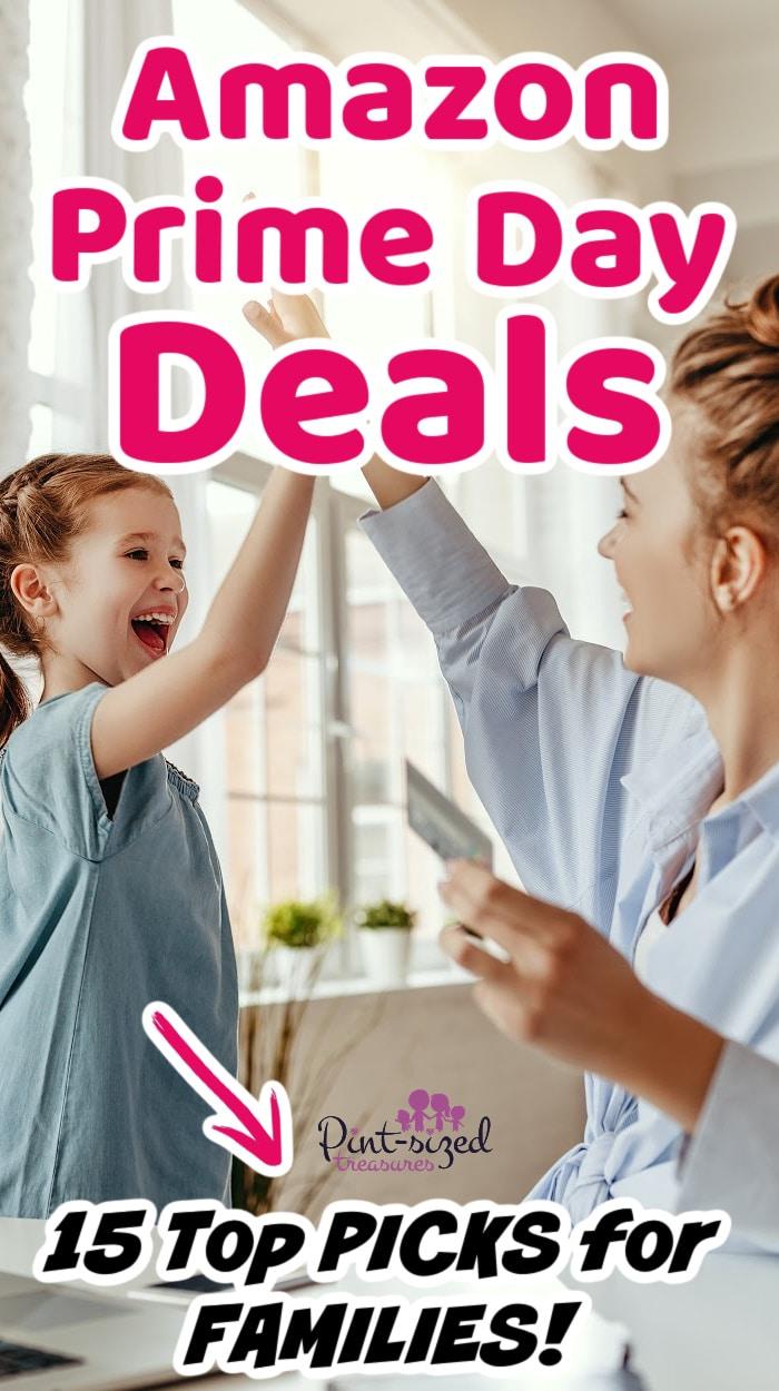 amazon prime day deals families love