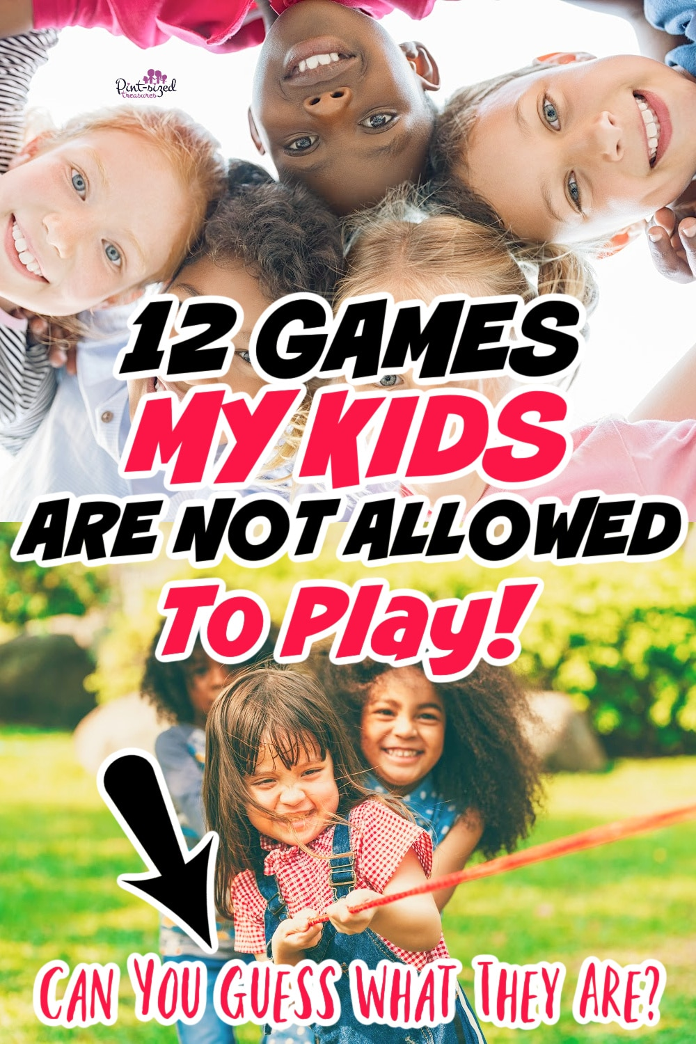 games my kids can't play