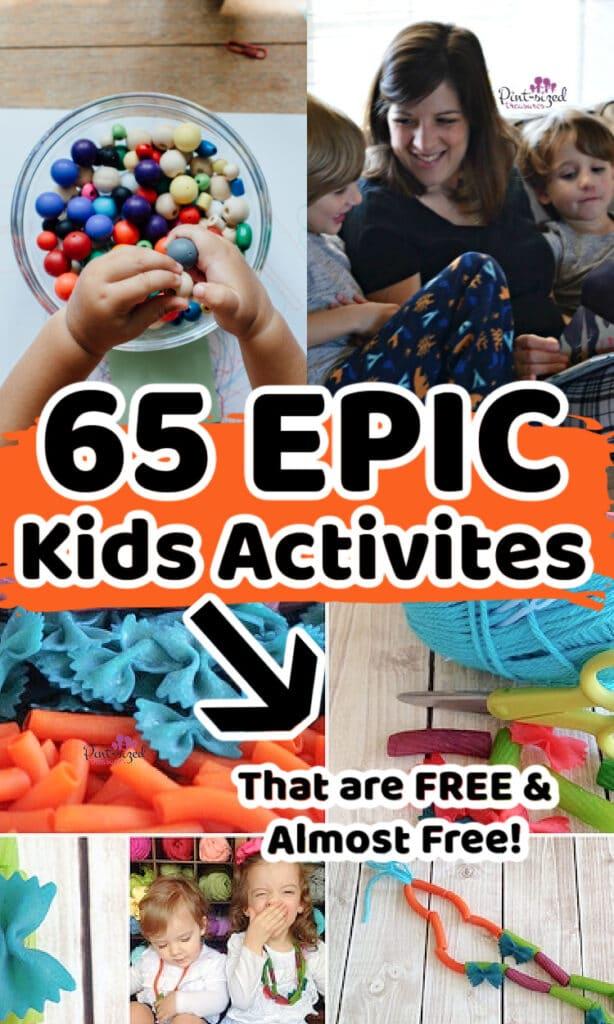epic kids activities